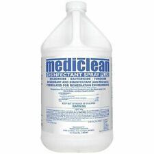 Mediclean Disinfectant Spray Plus 1 Gallon