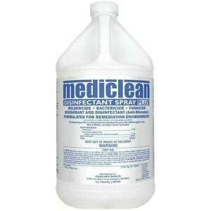 Mediclean Disinfectant Spray Plus - Case of 4 Gallons