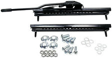 Allstar ALL98100 Seat Mounting Track Assembly Kit with Adjustment Handle