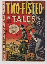 TWO-FISTED TALES # 20 (#3) 1951 G+ 2.5 EC WALLY WOOD Jack Davis HARVEY KURTZMAN