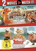 Asterix und die Wikinger / Asterix im Land der Götter [2 DVD's/NEU/OVP]