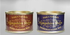 Hampshire Sheen Finishing Waxes, Gloss or Microcrystalline