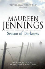 Season of darkness by Maureen Jennings (Paperback) Expertly Refurbished Product