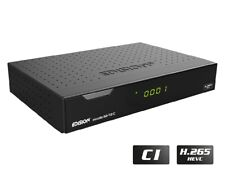 Edision PICCOLLO Combo Box Pre-Programmed with UK Free to Air Channels
