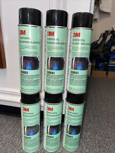3M 08881 Undercoating, 16 oz Net Wt/453 g (6 PACk)