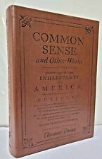 Common Sense And Other Works by Thomas Paine ~ Flexi-Bound ~ New ~