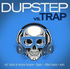 CD dubstep vs. Trap von Varios Artistas