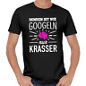 Denken ist wie goggeln nur krasser gogglen Sprüche Comedy Spaß Fun Party T-Shirt