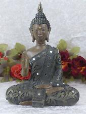 Buddha Scultura Statua Buddha personaggio personaggio religione antico Asia Feng shui nel Decorazione