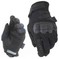 Mechanix M-Pact 3 Knuckle Gloves Mens Tactical Military Army Airsoft Black