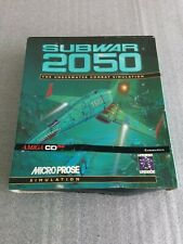 (Commodore Amiga Cd32) Subwar 2050 (Microprose) (Tested and Working) #2