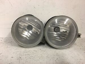 2010 Dodge Challenger Fog Light Lamp Driver Left And Passenger Right 170615 R717