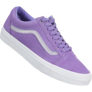 VANS Old School color Violet, Jelly side stripe