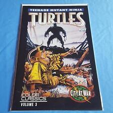 Teenage Mutant Ninja Turtles Color Classics Volume 3 #8 VF-NM IDW Uncertified