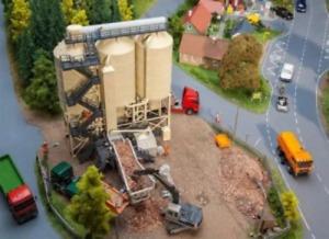 Faller 130169 HO Gauge Stone Crushing/Gravel Plant