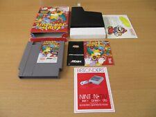 NES  Nintendo, KRUSTY´S FUN HOUSE - OVP - TOP - RAR - PAL B DEUTSCH