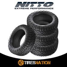 (4) New Nitto Terra Grappler 265/70/16 112S All-Terrain Tire
