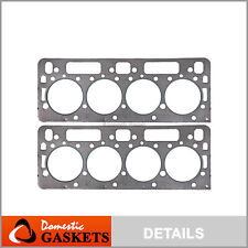 "Fits 92-02 Chevrolet GMC Hummer 6.5 Turbo Diesel OHV Head Gaskets 0.010"" thicker"