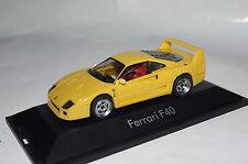 Ferrari F40 gelb 1:43 Herpa neu & OVP 10009