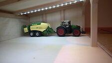 Maschinenhalle Beleuchtung 1:32 z.B. zu Traktor gegen Aufpreis Fendt 1050 Wiking