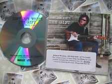 Tony Joe White ‎The Gift  Swamp Records Yep Roc Records  ‎Promo CDr UK CD Single
