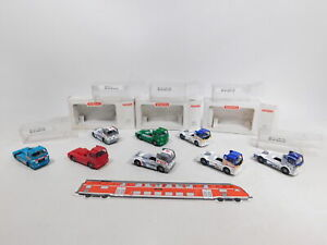 CV35-0,5 #8x wiking H0 / 1:87 441 Race Truck Mercedes / MB: Dea + Bp Etc. ,Mint+