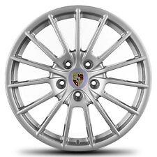 Original Porsche Panamera 20 Zoll GTS Sport Rad Felge 970.362.980.06.M7Z NEU