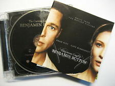CURIOUS CASE OF BENJAMIN BUTTON - 2 CD - O.S.T. - ORIGINAL SOUNDTRACK + SCORE