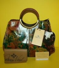 New ListingPatricia Nash Arenzano Large shopper Tote Multicolor 299.00 Nwt/Dust Bag/Card