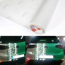 24,58€/m² Oralite 5600e 010 Weiss 1m x122cm Breit Reflex Auto Folie Reflexfolie