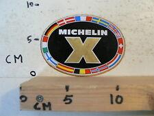 STICKER,DECAL MICHELIN X VINTAGE STICKER BANDEN TYRES NOT 100 % OK