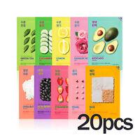 Holika Holika Pure Essence Mask Sheet 20pcs