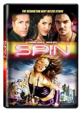 SPIN(DVD, 2007) BNISW THE DAY U PAY IT SHIPS FREE - EXCITING FILM LOTS OF MUSIC