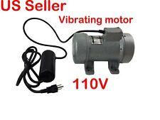 110V 250W Cast Iron Vibrating Vibrator Motor 2840rpm