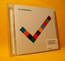 NEW CD Pet Shop Boys Yes 11TR 2009 Synth-pop