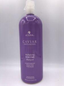 Alterna Caviar Multiplying Volume Shampoo 33.8 oz.