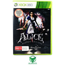 Alice Madness Returns (Xbox 360) Psychological Horror - Fast Post - PAL