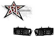 Rigid Industries Lighting Fog Light Kit for 2010 - 2015 Dodge RAM