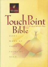 Touchpoint Bible: God's Word at Your Point of View (New Living Translation)