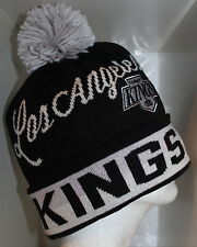 NHL Los Angeles Kings CCM Multi Team Color Knit Cap Beanie with Pom