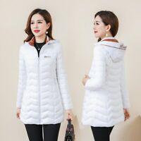 Women Autumn Winter Collection Jacket Windproof Parkas Coat Female Warm Cotton