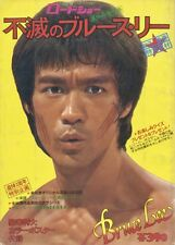 Bruce Lee VERY RARE 1973 Japanese Magazine! Great Condition!