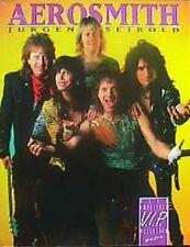 Aerosmith-VIP-LIBRO-BOOK - nuovo-di Jürgen Seibold