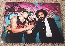 DJ DIPLO SIGNED AUTOGRAPH MAJOR LAZER 8x10 PHOTO A w/PROOF