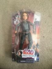Star Wars Forces Of Destiny Jyn Erso Doll Action Figure 2016 NIP