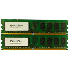 4GB (2x2GB) RAM Memory Compatible with Dell PowerEdge T100 ECC UNBUFFERED (B65)