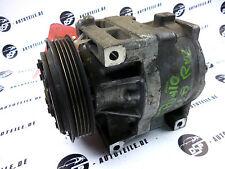 FIAT Punto 1.2 60 44 kW 60 PS Typ 188 Klimakompressor DENSO SC08C 442100-0281