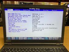 New listing Lenovo ThinkPad W541 i7 4810Mq 2.8Ghz 16Gb, 500 Gb Hd, K1100M , No Os