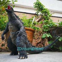 Godzilla Resin Statue Painted Model Figurine 32cm/12.5''H GK Model In Stock Hot
