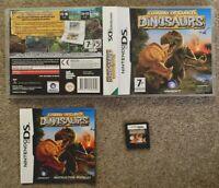 Combat of Giants: Dinosaurs (Nintendo DS, 2008)